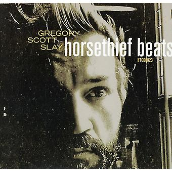 Gregory Scott Slay - Horsethief Beats/the Sound Will Find You [CD] USA import
