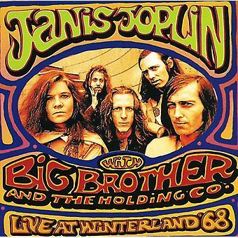 Janis Joplin & Big Brother an - Live på vinterland [CD] USA import