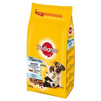 Pedigree Mini Puppy / Junior Chicken and Rice (Dogs , Dog Food , Dry Food)