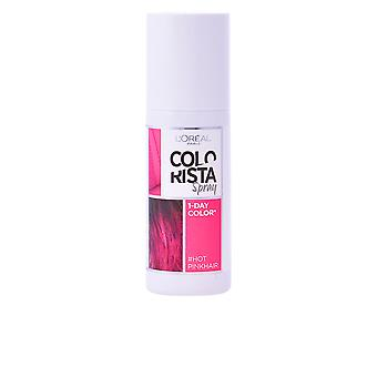 COLORACION TIDSMÆSSIGE spray #1-hot pink