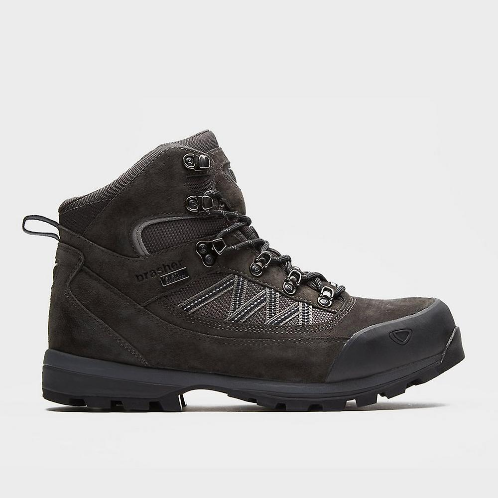 Dark Grey Brasher Men's Country Trekker Walking Boot