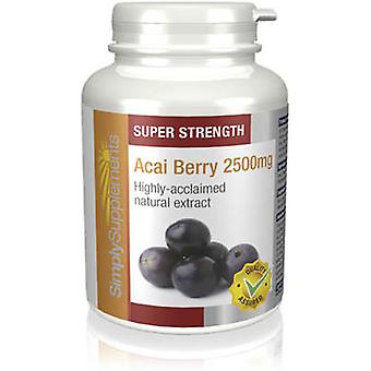 Acai-berry-2500mg - 240 Capsules