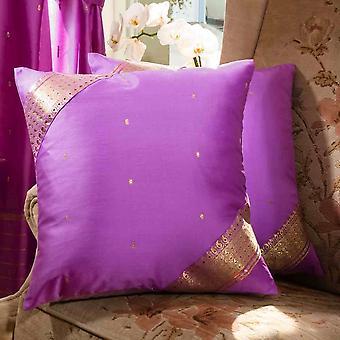 Lavanda - handcrafted fodera per cuscino, federa Throw Euro Sham-6 dimensioni