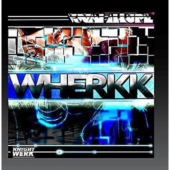 Vjuan アリュール - Wherkk [CD] USA 輸入