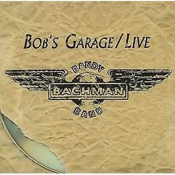 Buchman Bachman - Bob's Garage [CD] USA import