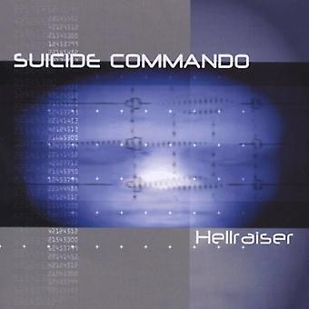 Selvmord Commando - Hellraiser [CD] USA importerer