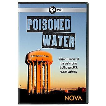 Nova: Poisioned Water [DVD] USA importare