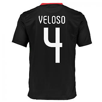 2015-2016 Portugal Away Nike-Shirt (Veloso 4)