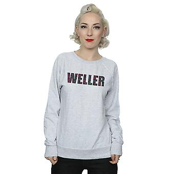 Paul Weller Women's Paisley Logo 2 Sweatshirt