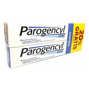Parogencyl Control Toothpaste 2X125Ml (Hygiene and health , Dental hygiene , Toothpaste)