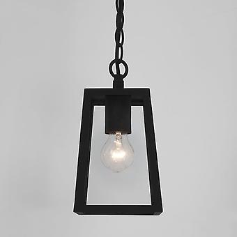 Astro Calvi Outdoor Pendant Painted Black