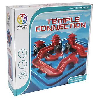 Smart Games Temple Connection (Toys , Boardgames , Logic And Ingenuity)