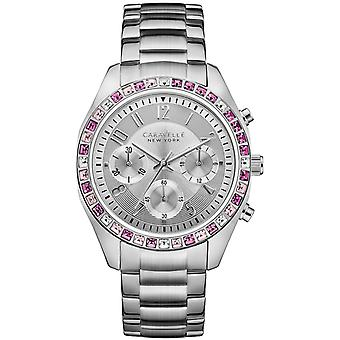 Caravelle New York Melissa Chronograph Watch 43L 172
