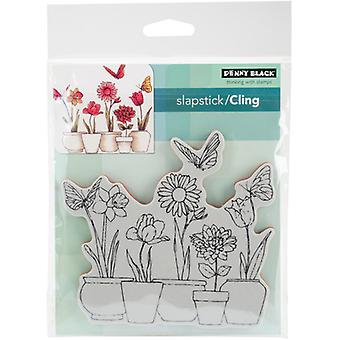 Penny Black Cling Stamps 5