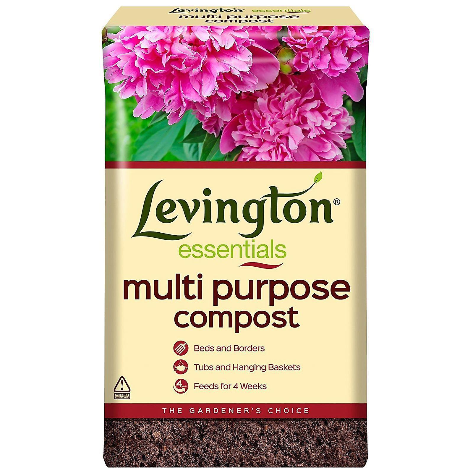 Levington Essentials Multipurpose Compost 50L