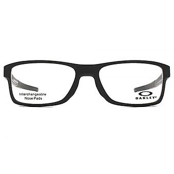 Oakley Chamfer MNP Glasses In Satin Black