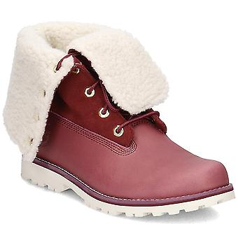 Timberland 6 IN WP Shearing Boots A1BXD universal  kids shoes