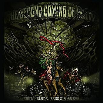 Second Coming of Heavy - Chapter 7: Switchblade Jesus & Fuzz Evil [Vinyl] USA import