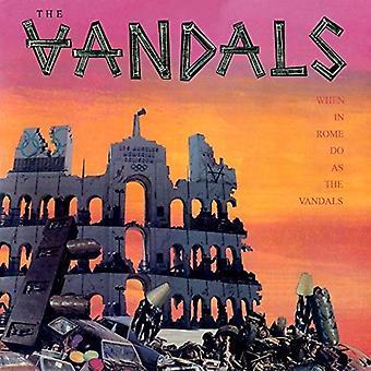 Vandaler - når i Rom gør som vandaler [Vinyl] USA importen
