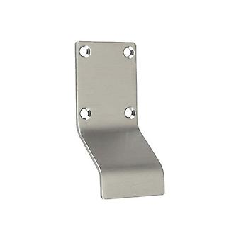 Zoo Cylinder Latch Pull - Blank Profile - Satin Stainless - ZAS19SS