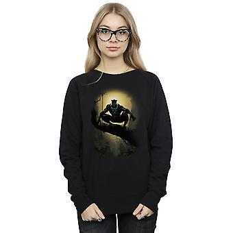 Marvel Women's Black Panther Tribe Mask Sweatshirt