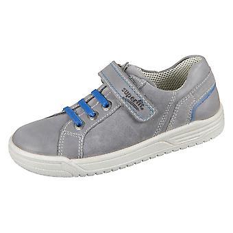 Superfit Earth Smoke Kombi Nappa Velour 20006044   kids shoes