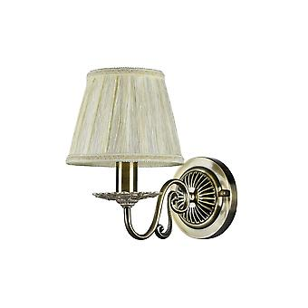 Maytoni Lighting Battista Royal Classic Collection Sconce, Bronze