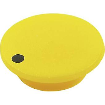 Cover + dot Yellow Suitable for K21 rotary knob Cliff