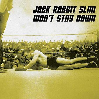 Jack Rabbit Slim - vil ikke bo ned [CD] USA importerer