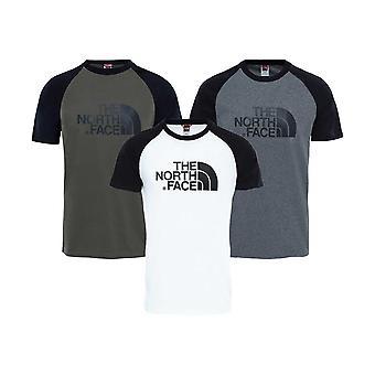 The North Face Mens Raglan Easy T-Shirt