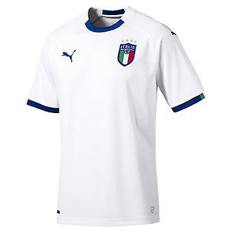 2018-2019 Italy Away Puma Football Shirt