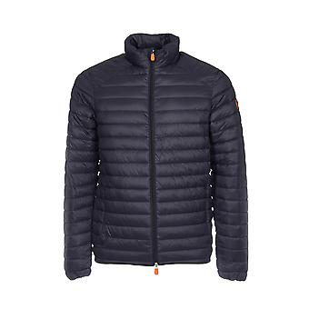 Save the duck men's D3243MGIGA600146 Blau polyamide Quilted Jacket