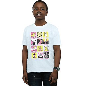 Disney Boys Tinkerbell Squares T-Shirt