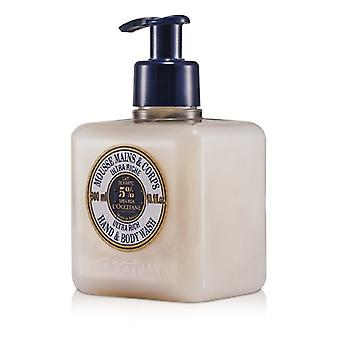L ' Occitane Shea-Butter Ultra Rich Hände & Body Wash 300ml / 10.1 oz