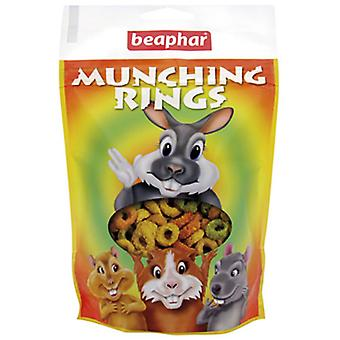 Beaphar Munching Rings Snacks Roedores (Roedores , Snacks)