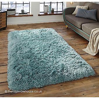 Polar blauw tapijt