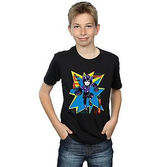 Disney Boys Big Hero 6 Hiro Anime T-Shirt