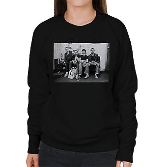 XTC Backstage 1977 Women's Sweatshirt