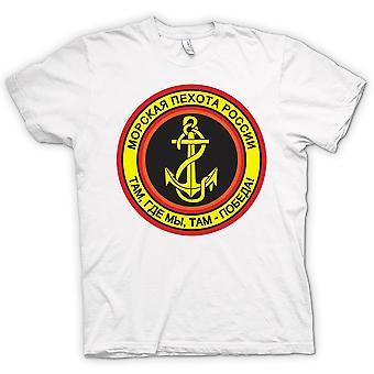 Womens T-shirt - Russian Naval Infantry