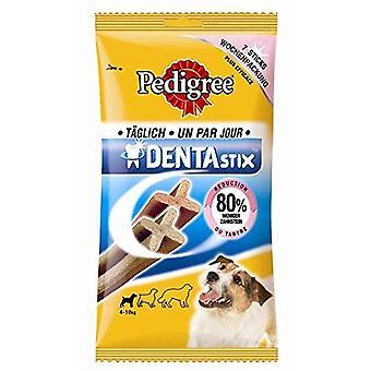Pedigree Dentastix Dog Treats Small (7stk) 10 Pack