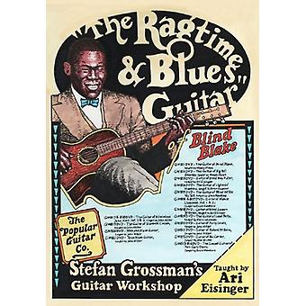 Ragtime & Blues Guitar of Blind Blake [DVD] USA import