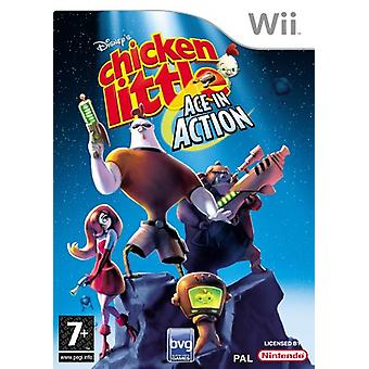 Chicken Little Ace in Action (Wii) - Factory Sealed