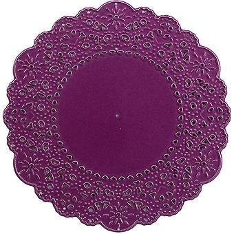 Cheery Lynn Designs Doily Die-French Pastry, 4.125