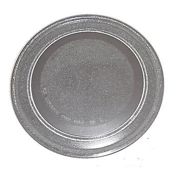 Universal Microwave Glass Turntable 245mm Flat