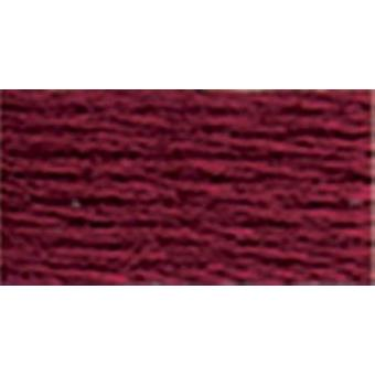 DMC 6-Strand Embroidery Cotton 100g Cone-Garnet Dark