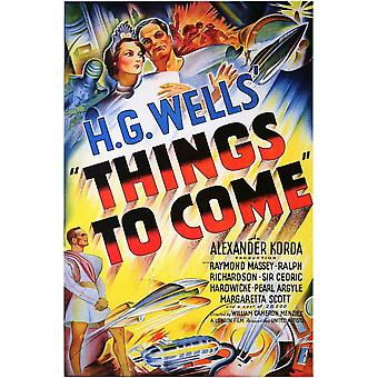 Things to Come Movie Poster (11 x 17)
