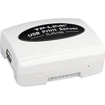 Network print server LAN (10/100 Mbps), USB TP-LINK TL-PS110U