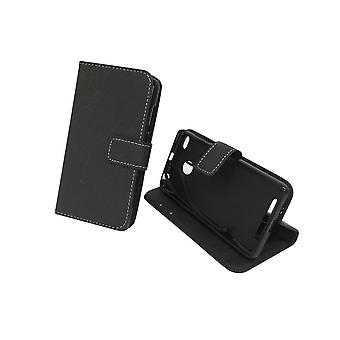 Mobile phone case pouch for mobile Xiaomi Redmi 3s black