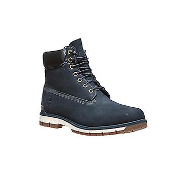 Timberland Radford 6 mens real leather boots blue