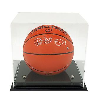 OnDisplay Deluxe UV-geschützten Basketball/Fussball Ball Vitrine